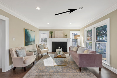 1138 S Manhattan Place interior-1