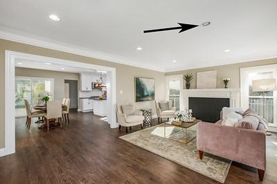1138 S Manhattan Place interior-2