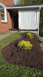 """Landscaping Detail"". Newly renovated well built home for sale. Large lot, brick siding, 2 bedroom, 2 full bathrooms, tile everywhere, hardwood floors, carpet, full finished basement, garage, attention to detail, great neighborhood, Laurel Highlands School District."
