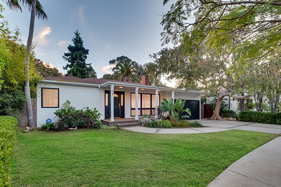 This charming two bedroom Pacific Palisades home is part of the El Medio Bluffs neighborhood.  Laura Brau of Partners Trust will be listing this home next week.