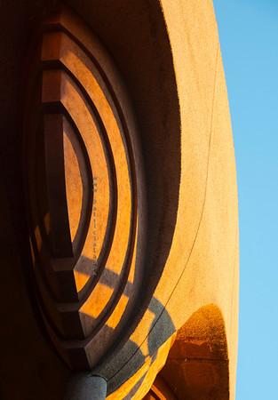 ASU building carving_3490