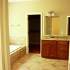Extra Large Master Bath and 2 walk in closets