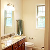 Hall Bath... double sinks and tub