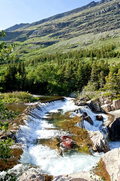 Falls near Mini-Glacier