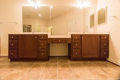 Dual Vanity Master Main Floor