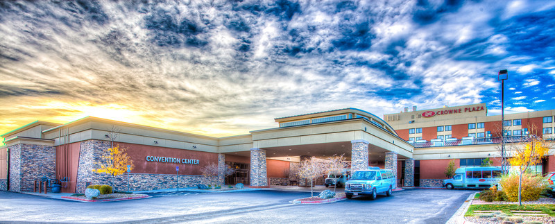 Crowne Plaza DIA Pavilion Set