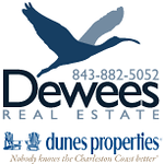 Dewees Real Estate Logos and Marketing