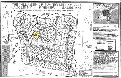 Platte map