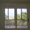 Views of marsh from guest bedroom