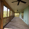 Porch from outside Master bedroom