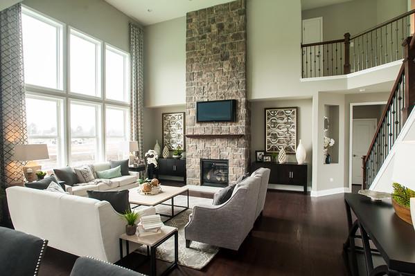 Pulte - Aurora Home Interiors