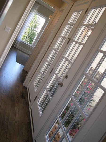 Exterior Door - in hallway to in-law suite