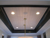 Ceiling - dining room