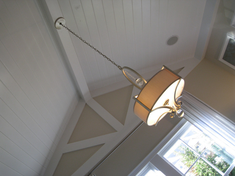 Ceiling - In-law suite