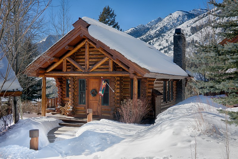 Cabin at Jackson Hole Mountain Resort