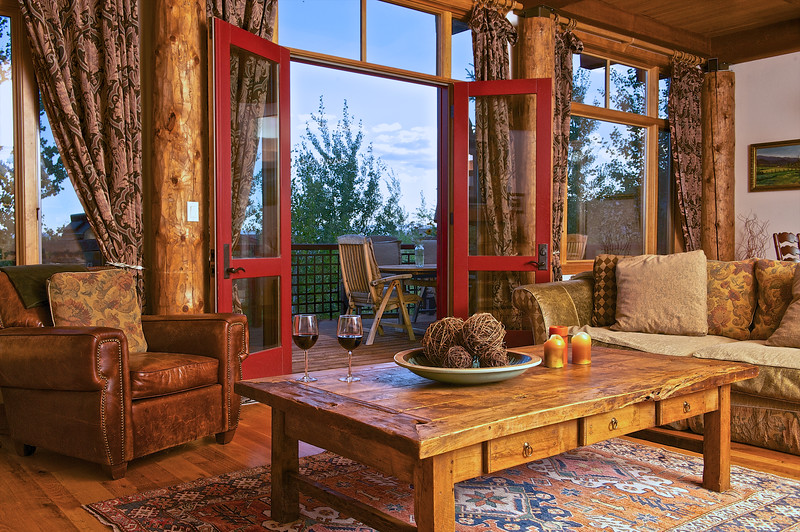 Granite Ridge Cabin, Jackson Hole Mountain Resort
