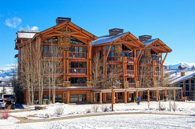 Crystal Springs, Jackson Hole Mountain Resort