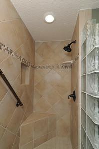 25-Master Walk-in Shower