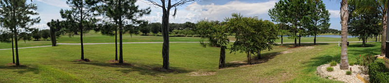 8_Panoramic golf course view