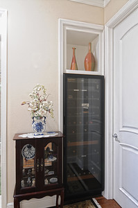 10_ Built-in climate-controlled wine storage