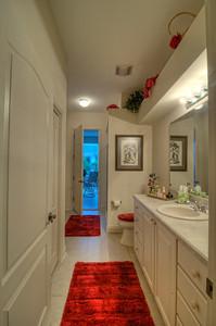 Lanai Bath with shower