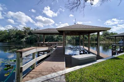 2-Private Boat Dock