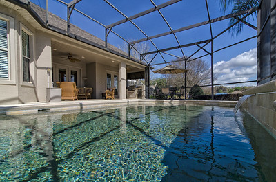 5-Pool and Deck view