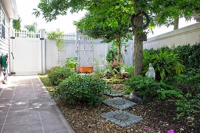 5-inside left side-gate to sideyard