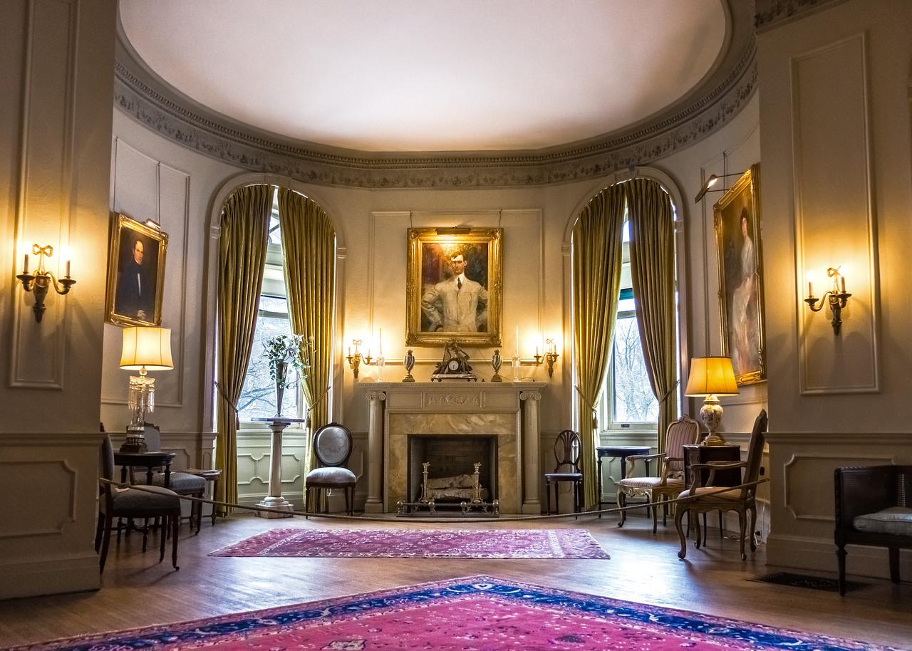 Charles Gates Dawes Reception Room