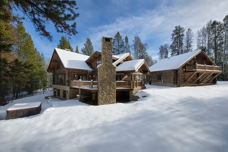 Private Residence, Jackson Hole WY
