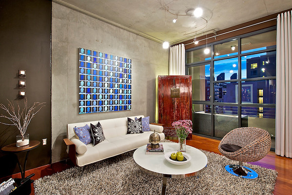 Featured Property - Contemporary Modern Loft in M2i