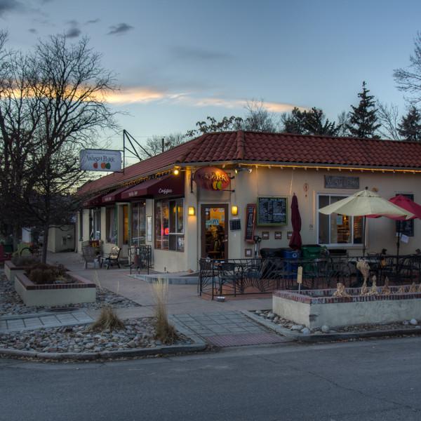 Wash Perk coffee shop