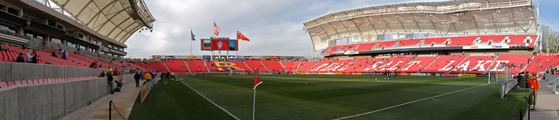 REAL Salt Lake vs. Colorado 4-7-12