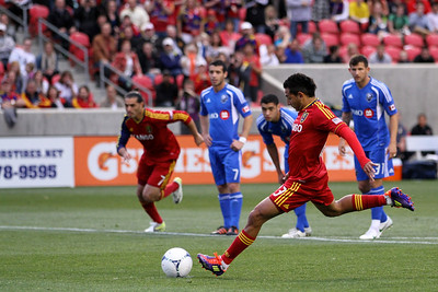 REAL Salt Lake vs Montreal 4-4-2012