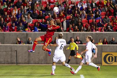 REAL Salt Lake vs Vancouver 10-27-12
