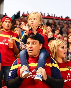 Real Salt Lake vs LA Galaxy on 9-19-2015 at Rio Tinto Stadium. RSL defeats the Galaxy 3-0. #RSLvLA  ©2015  Bryan Byerly