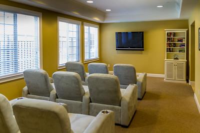 public area - TV room