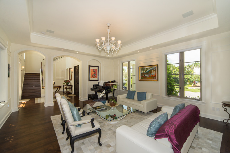 Luxury Homes in Key Biscayne 851 Harbor Dr Key Biscayne