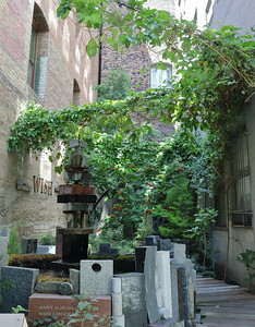 Hummingbird Garden at the Tilden Hotel
