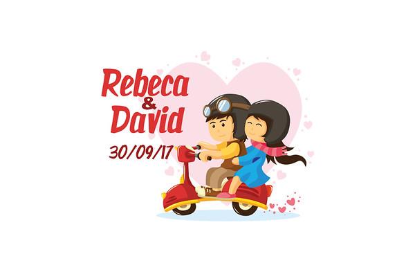 Rebeca & David - 30 septiembre 2017