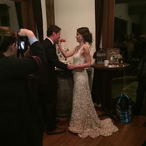 Rebecca & Brett's Wedding