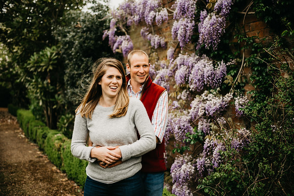 Rebecca & Chris - pre wedding