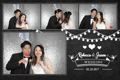 Rebecca & Jason  Wedding