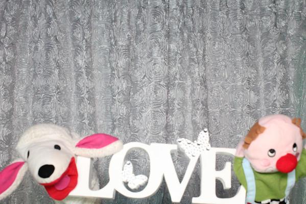 Rebecca & Joey's Awesome Wedding Day 1
