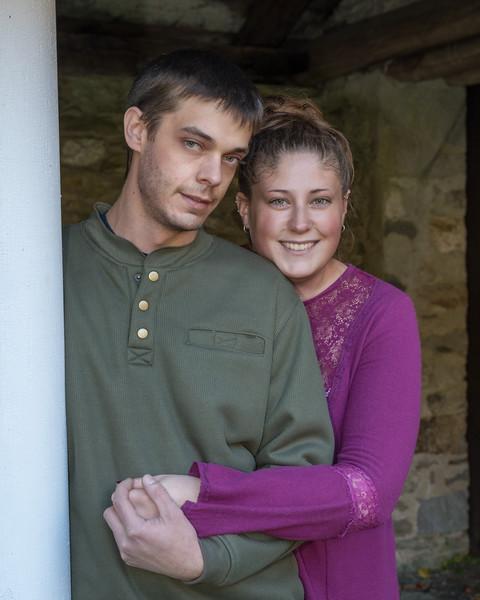 Rebecca & Marcus
