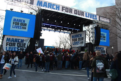 Rebecca Schneid - March For Our Lives Washington DC
