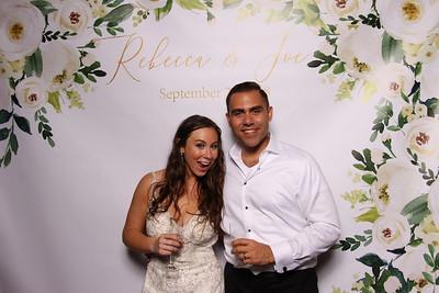 Rebecca and Joe's Wedding 9.29.18