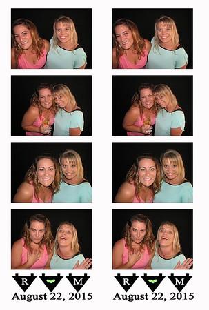 Rebecca and Matt's Wedding 8-22-15
