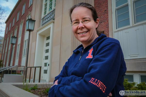 Dr. Rebecca M. Reck, Teaching Associate Professor of Bioengineering