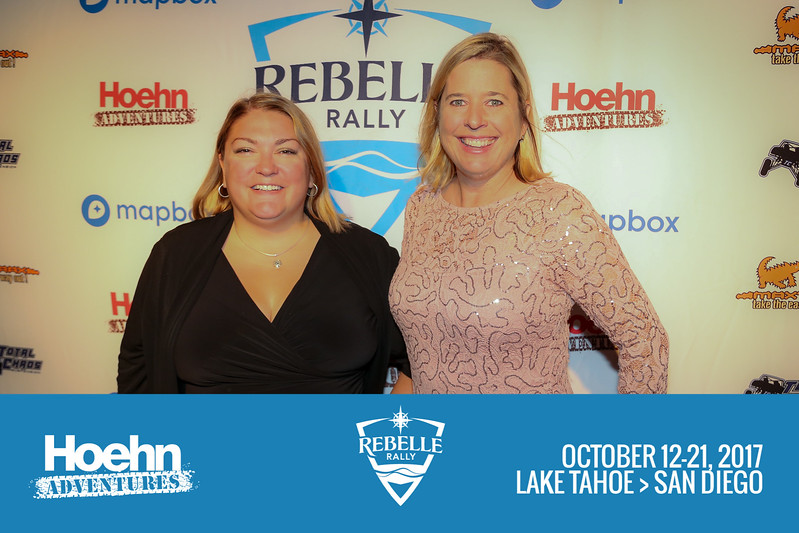 The 2017 Rebelle Rally ended on 10/21 so everyone celebrated! Learn more at http://www.rebellerally.com/